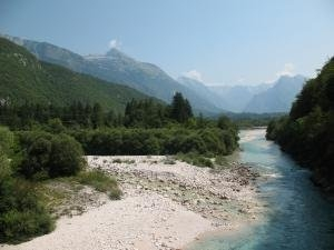 Cyklo-raft Slovinsko